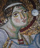 Mosaic  in Church of Hosios David, Thessaloniki, Greece Royalty Free Stock Image