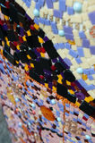 Mosaic close up Stock Photography
