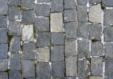 Mosaic cobblestone background Royalty Free Stock Image