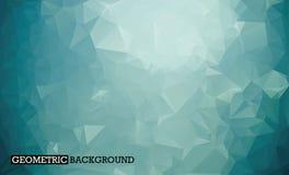 Mosaic colorful background. Geometric illustration Stock Photography