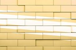 Mosaic cubes background Stock Image