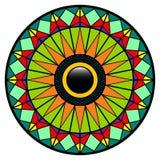 Mosaic eye Stock Image