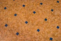 Mosaic floor Stock Image