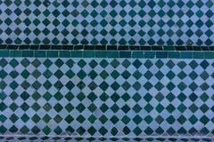 Mosaic floor pattern design architecture geometric. Mosaic floor pattern design architecture islamic art flower Royalty Free Stock Image
