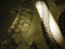 Mosaic floor, Santa Maria Maggiore Royalty Free Stock Photography