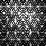 Mosaic Floral Pattern Stock Image