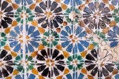 Mosaic fragment Stock Photo