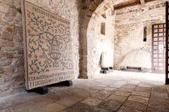 Mosaic fragment, Porec Stock Photos