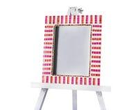 Mosaic frame Royalty Free Stock Photo