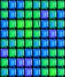 Mosaic Gem Background Stock Photos