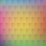 Mosaic geometric background with pastel colors Royalty Free Stock Photo
