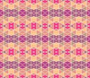 Mosaic geometric pattern_4. Seamless vector pattern.  Perfect for wallpaper design, textile design or anyone another your design idea Royalty Free Stock Photo