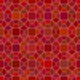 Mosaic geometric seemless pattern Stock Images