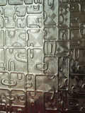 Mosaic glass background texture Stock Photo