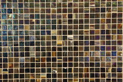 Mosaic Glass Path Stock Photo
