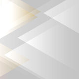 Mosaic gold background. Mosaic background with gold triangles Stock Photography