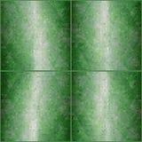 Mosaic green background Royalty Free Stock Photo
