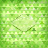Mosaic green Stock Photography