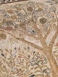 Mosaic, Heraclea Lyncestis, Macedonia Stock Photos