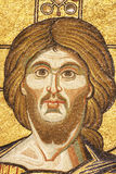 Mosaic Image of Jesus Christ Stock Photos