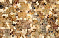 Mosaic interior background Stock Image