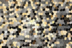 Mosaic interior background Stock Photo