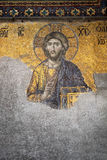Mosaic of Jesus Christ Stock Photos