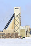 Mosaic K1 potash mine Stock Photo