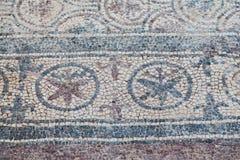 Mosaic in Kaunos Church Royalty Free Stock Image