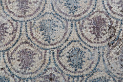 Mosaic in Kaunos Church Stock Images