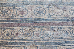 Mosaic in Kaunos Church Royalty Free Stock Photography