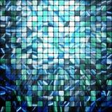 Mosaic and light background. EPS 10 Stock Photo