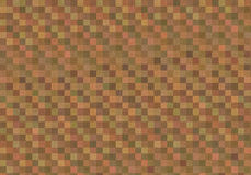 Mosaic - like background Royalty Free Stock Photography