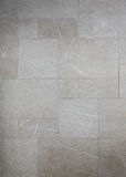 Mosaic marble  grey tiles Royalty Free Stock Photography