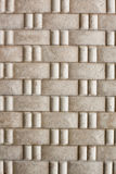 Mosaic of marble tiles Stock Image