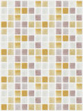 Mosaic marble tiles colored square Royalty Free Stock Images