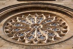 Mosaic Mirror On The Church Royalty Free Stock Photo