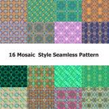 Mosaic 0ne Royalty Free Stock Photography