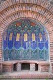 Mosaic niche Stock Photo