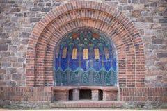 Mosaic niche Stock Photography