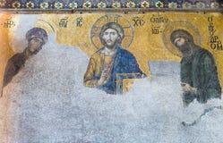 Mosaic Of Jesus Christ Stock Photos