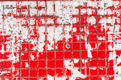 Mosaic Old Texture. Mosaic, Mosaic Old Texture, Poster Old, Old Poster Royalty Free Stock Image