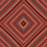 mosaic Origem étnica sem emenda Fotografia de Stock Royalty Free