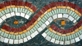 Mosaic ornament Royalty Free Stock Image