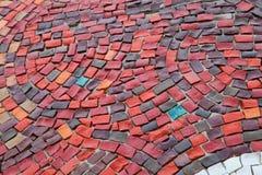 Mosaic at the Palace of Sports Royalty Free Stock Photos