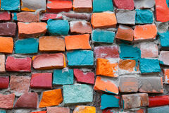 Mosaic at the Palace of Sports Royalty Free Stock Photography