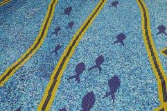 Mosaic pattern background Stock Photo