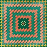 Mosaic pattern Royalty Free Stock Photo