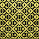 Mosaic pattern decoration modern style Stock Photography