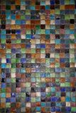Mosaic pattern in Lisbon Royalty Free Stock Image